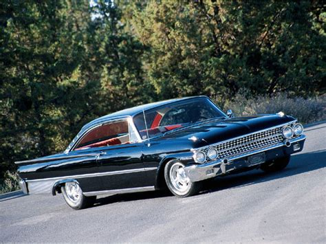Ford Galaxy Starliner by 1961 Ford Galaxie Starliner Mustang Fords