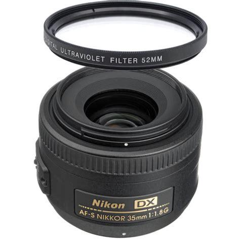 Lensa Nikon Af S 35mm F 1 8g deal nikon af s nikkor 35mm f 1 8g dx lens w uv