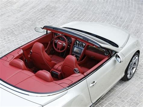 bentley white interior bentley continental gtc silk white slide 3 white bentley