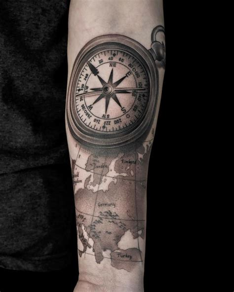 compass tattoo saint john 44 best images about john perez black and grey tattoos on