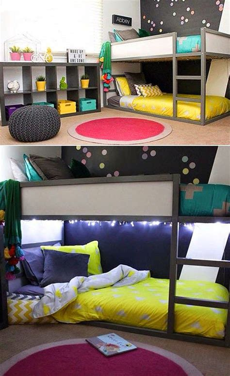 colorful bedroom furniture 15 colorful kids bunk bed ideas house design and decor