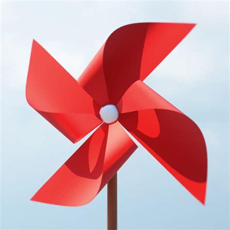 Paper Windmill - max paper windmill pin