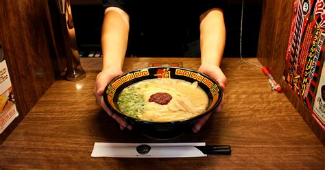Ichiran Ramen ramen favorite ichiran opens in u s tasting table
