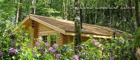 Log Cabin Holidays In Somerset by Alpine Grove Touring Park Self Catering Log Cabins And