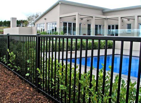 aluminum fencing aluminum pool fence panels from vinyl fence wholesaler
