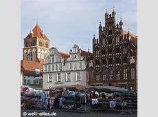 Photo Greifswald, Market   Welt-Atlas.de Lighthouse Büsum