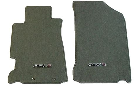 Rsx Type S Floor Mats by Acura Rsx Type S Oem Floor Mats Set Titanium 83600 S6m A10zb Free Shipping K Series Parts