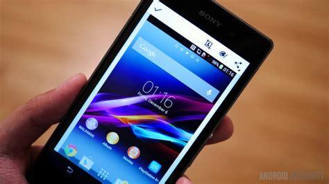 Hp Sony Xperia Z Mini sony xperia z1 how to take a screenshot