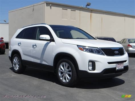 2015 kia sorento ex in snow white pearl 589065 autos