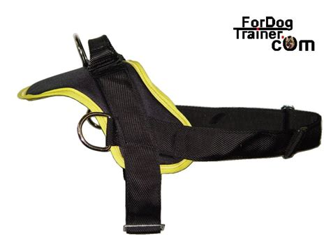 working harness harness for working schutzhund and service dogs