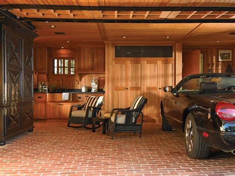 Built In Bookcases Next To Fireplace Garage Interior Shed Rustic With Wood Ceiling Lockable Sheds