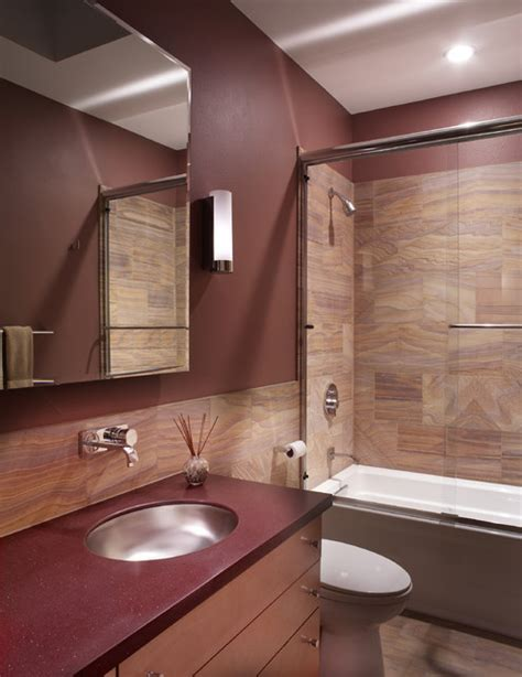 modern guest bathroom guest bathroom modern bathroom by