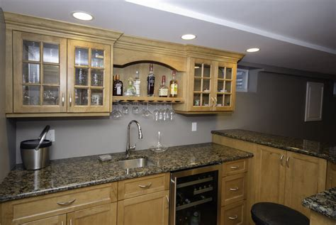 custom woodwork nj custom basement bar wall nj by design line kitchens