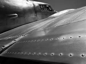 Aeroplane Wing Desk Photo Keywords Rivets