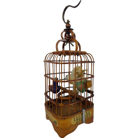 antique chinese ornate bird cage quot small wonderful quot from