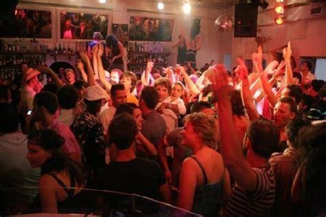 lade da discoteca mykonos nightlife skandinavian bar discoteca foto di