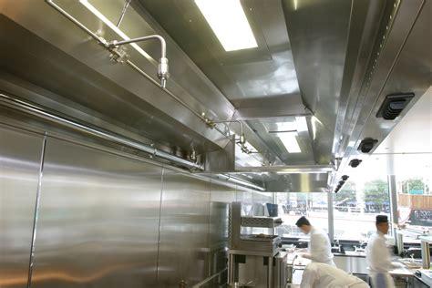 cappe per cucine professionali impianto di ventilazione delle cucine professionali