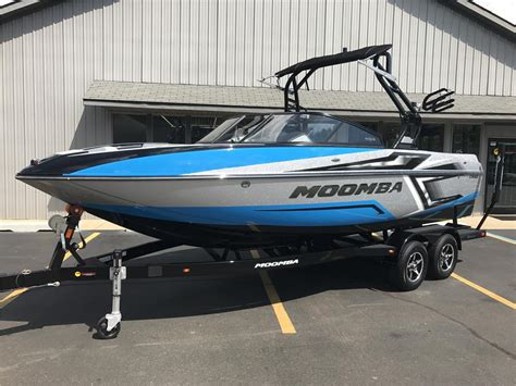 moomba boat trailer 2018 moomba craz wakeboard surf tow boat new boat