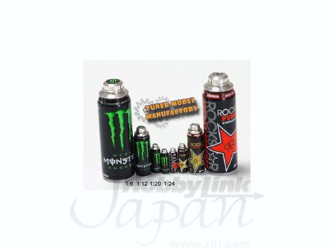 energy drink 710ml 1 24 energy drink 710ml cap cans by tuner model