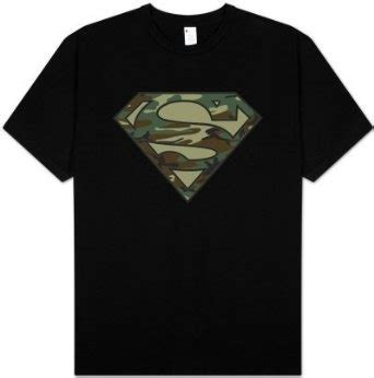 camo superman tattoo 17 best images about superman t shirts on pinterest