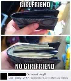 Funny Memes About Girlfriends - funny girlfriend vs no girlfriend jpg