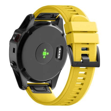 Garmin Fenix 5x Murah Orange 26mm silicone replacement band for garmin fenix 3 fenix 3 hr fenix 5x alex nld
