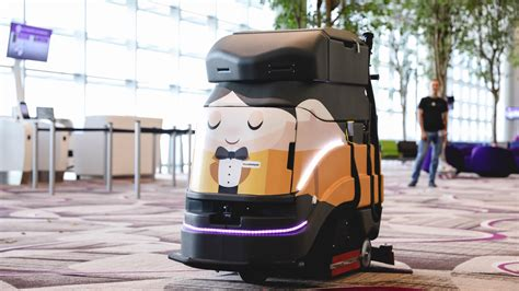Automated Floor Cleaning Robots Gaining Popularity