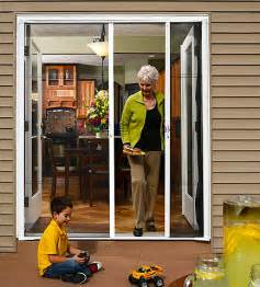 odl brisa retractable screen doors doors photo gallery