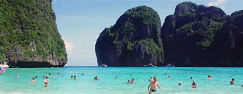 complete guide to the phi phi islands in thailand phi phi island attractions hotels and things to do in