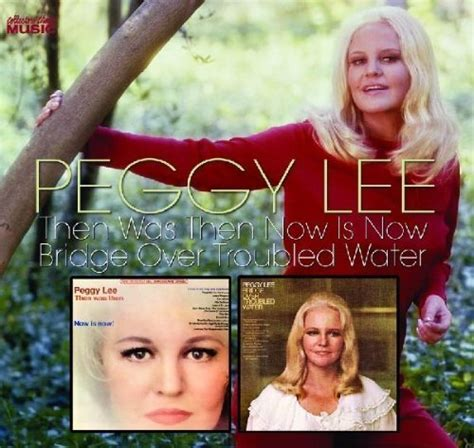 trevor jackson know your name mp3 peggy lee then was then now is now cd covers