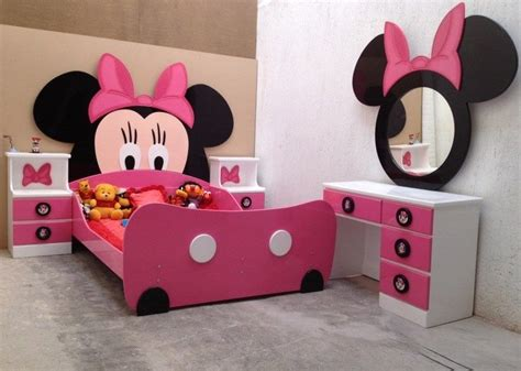 Minnie Mouse Bedroom Set by Minnie Mouse Bed Room Grandkids Minnie