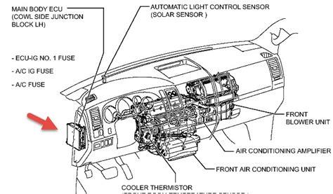 toyota camry hybrid 2007 wiring diagram toyota just