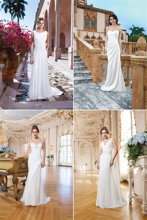 goddess style wedding dresses confetti co uk