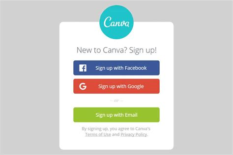 canva login page oauth how does login with facebook google work