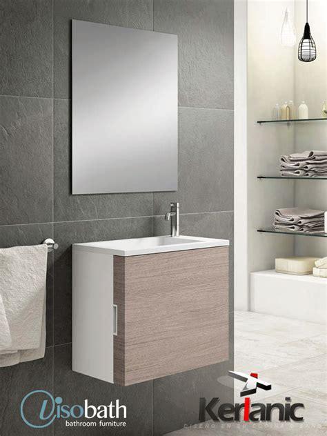 mueble de ba 241 o 50 cm conjunto mueble lavabo espejo loft 50 - Espejo Lavabo