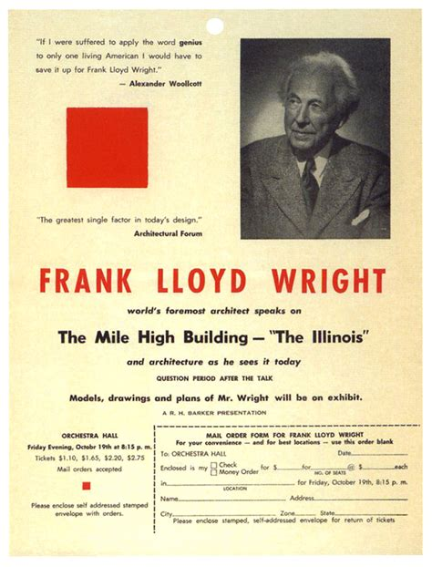frank lloyd wright biography ppt discuss megatalls of the past present and future page