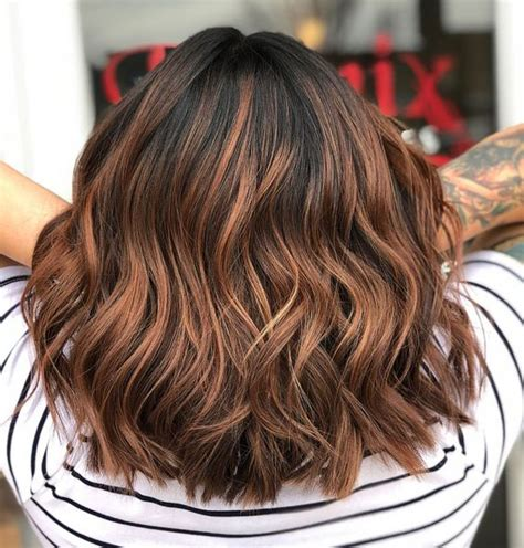 cinnamon color cinnamon hair color trend 30 of the best cinnamon hairstyles
