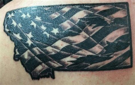 montana tattoo the 25 best ideas about montana on