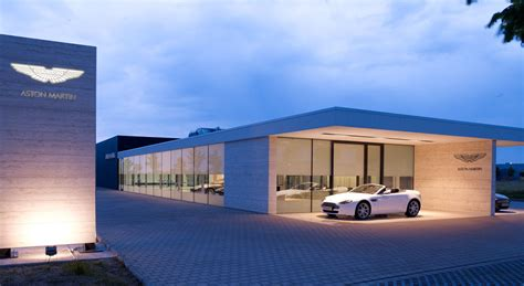 aston martin headquarters amos and amos design interior architecture