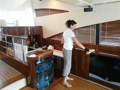 Interior Boat Cleaning by End Of Lease Cleaning Perth End Of Lease Professionals