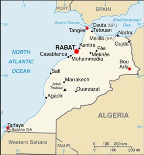 5 themes of geography morocco morocco latitude longitude absolute and relative