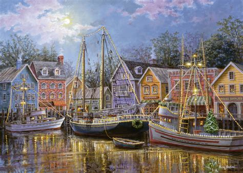 ship jigsaw puzzles ships aglow jigsaw puzzle puzzlewarehouse