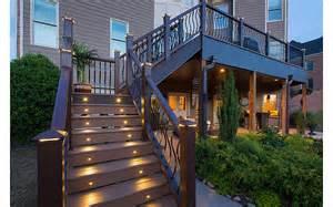 Split Level House Pictures deck design ideas tri county fence amp decks