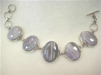 Carols Pearls Of Shopping Wisdom Has Sprung Second City Style Fashion by Botswana Agate 925 Sterling Silver Bracelet By