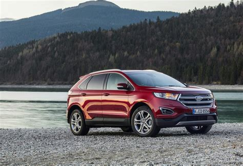 2017 Ford Edge by 2017 Ford Edge Oopscars