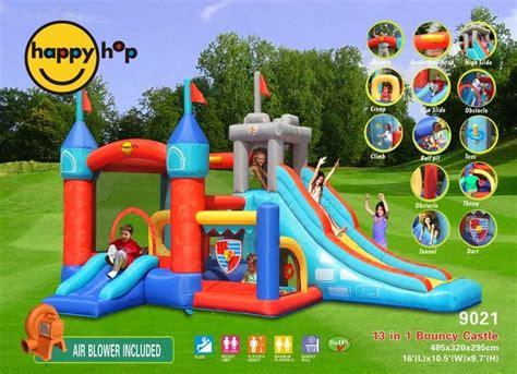 Jual Mainan Rumah Balon Jual Happy Hop 9112 Farmyard jual istana balon happy hop bouncy castle 9021 tempat anak bermain panjat dan perosotan page 2