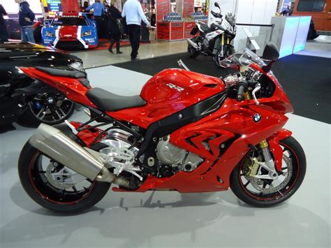 Lu Hid Motor Rr bmw s 1000 rr auf der international motor show in