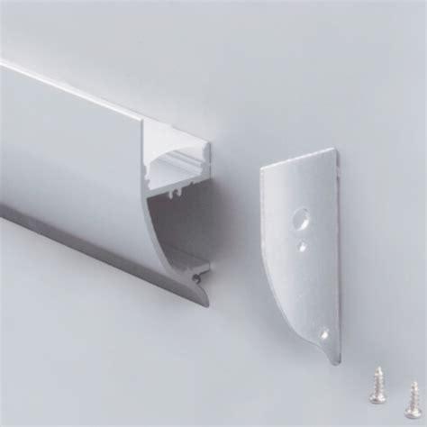cornice led profil 233 s corniche en aluminium sur mesure pour rubans led