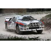 As For Cars The Lancia Stratos 037 Porsche Dakar 959