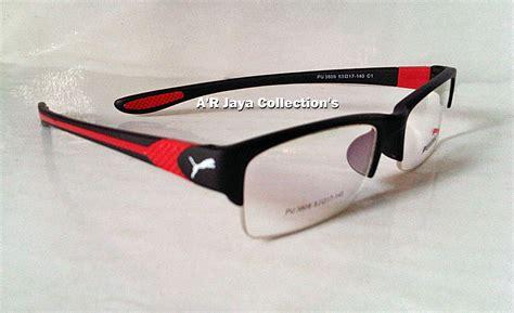 Murah Bonus Lensa Minus Slinder Plus Frame Kacamata 1620c jual frame kacamata minus sporty new aicha collection s